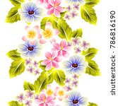 abstract elegance seamless... | Shutterstock .eps vector #786816190