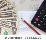 business  finance  investment ...   Shutterstock . vector #786832120