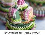 wedding  thai wedding  thai... | Shutterstock . vector #786949924