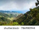 island of tenerife | Shutterstock . vector #786980944