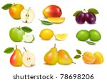 group with different sorts of... | Shutterstock .eps vector #78698206