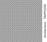 vector classical textile... | Shutterstock .eps vector #786992200