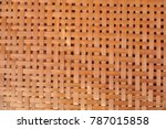 made baskets shop.there are... | Shutterstock . vector #787015858