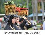 padang  west sumatra  indonesia ... | Shutterstock . vector #787061464
