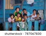 samosir island  lake toba ...   Shutterstock . vector #787067830