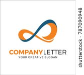 company logo  digital  internet ... | Shutterstock .eps vector #787090948