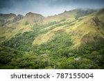 altos de campana national park  ... | Shutterstock . vector #787155004