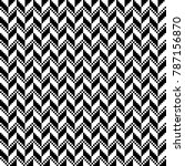 vector classical textile... | Shutterstock .eps vector #787156870
