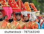 padang  west sumatra  indonesia ... | Shutterstock . vector #787163140