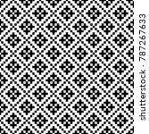 vector classical textile... | Shutterstock .eps vector #787267633