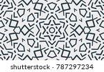 abstract oriental pattern....   Shutterstock .eps vector #787297234