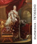 Charles X  By Henry Bone  1829  ...
