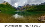 Gunsight Lake Glacier National Park - Fine Art prints