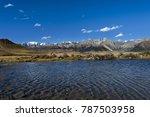 yading national reserve in... | Shutterstock . vector #787503958
