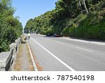 highway in italy at summer time | Shutterstock . vector #787540198
