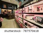 milan malpensa  italy   circa... | Shutterstock . vector #787570618
