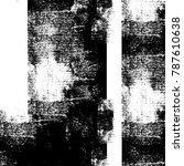 black white texture. grunge... | Shutterstock . vector #787610638