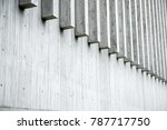 close up of modern architecture | Shutterstock . vector #787717750