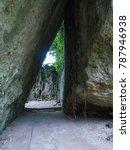 sefa utaki is a historical site ... | Shutterstock . vector #787946938