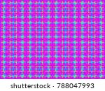 abstract background   fabric... | Shutterstock . vector #788047993