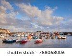 Bridlington Harbour On A Sunny...