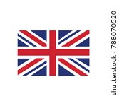 united kingdom flag   country... | Shutterstock .eps vector #788070520