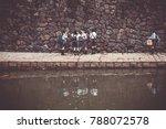 nagasaki  japan   september 28  ... | Shutterstock . vector #788072578