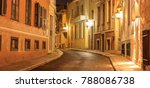 plaka  athens  traditional... | Shutterstock . vector #788086738