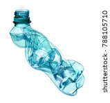 close up of a  plastic bottle... | Shutterstock . vector #788105710