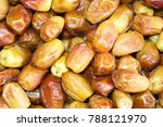 shine fruits of the date palm.... | Shutterstock . vector #788121970