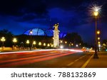 panoramic view of the... | Shutterstock . vector #788132869