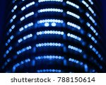 blurred background  city tower... | Shutterstock . vector #788150614