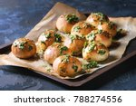 traditional ukrainian homemade... | Shutterstock . vector #788274556