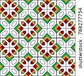 vector seamless pattern for... | Shutterstock .eps vector #788277754