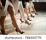women force rights self... | Shutterstock . vector #788303770