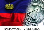 flag of liechtenstein on a... | Shutterstock . vector #788306866