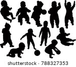 illustration with child...   Shutterstock .eps vector #788327353