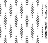 seamless pattern for home decor ... | Shutterstock .eps vector #788357254