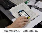 st. petersburg  russia  ... | Shutterstock . vector #788388016