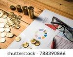 personal financial planning...   Shutterstock . vector #788390866