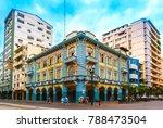 ecuador. architecture of the...   Shutterstock . vector #788473504
