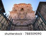 potosi  unesco  in bolivia  ... | Shutterstock . vector #788509090