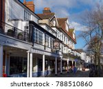 tunbridge wells  kent uk  ... | Shutterstock . vector #788510860