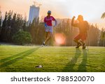 action on cheerfully and... | Shutterstock . vector #788520070