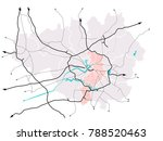 manchester  england  and the... | Shutterstock .eps vector #788520463