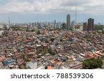 urban social contrast  ...   Shutterstock . vector #788539306