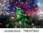 bangkok  thailand   january 17... | Shutterstock . vector #788547883