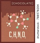 retro style scientific poster... | Shutterstock .eps vector #788578204