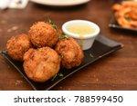 spanish food  spanish tapas ...   Shutterstock . vector #788599450