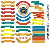 vintage retro vector logo for... | Shutterstock .eps vector #788600890